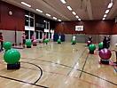 Fitnessgymnastik